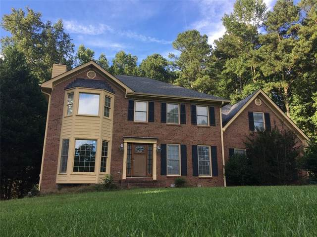 607 Hood Avenue, Fayetteville, GA 30214 (MLS #6940488) :: North Atlanta Home Team