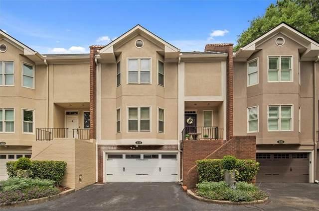 4178 Roswell Road NE #15, Atlanta, GA 30342 (MLS #6940494) :: Kennesaw Life Real Estate