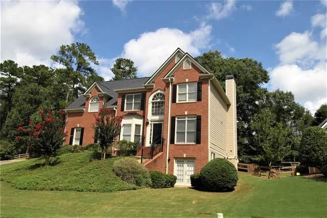 2042 Woodside Park Drive, Woodstock, GA 30188 (MLS #6940503) :: Path & Post Real Estate