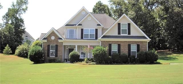 250 Otter Circle, Fayetteville, GA 30215 (MLS #6940523) :: North Atlanta Home Team