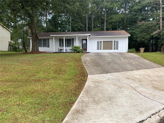 6143 Castlegate Court, Riverdale, GA 30296 (MLS #6940555) :: North Atlanta Home Team
