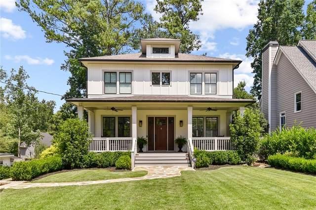 3126 Skyland Drive NE, Chamblee, GA 30341 (MLS #6940606) :: Atlanta Communities Real Estate Brokerage