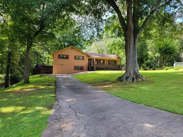 6877 Beechwood Drive, Acworth, GA 30102 (MLS #6940686) :: North Atlanta Home Team