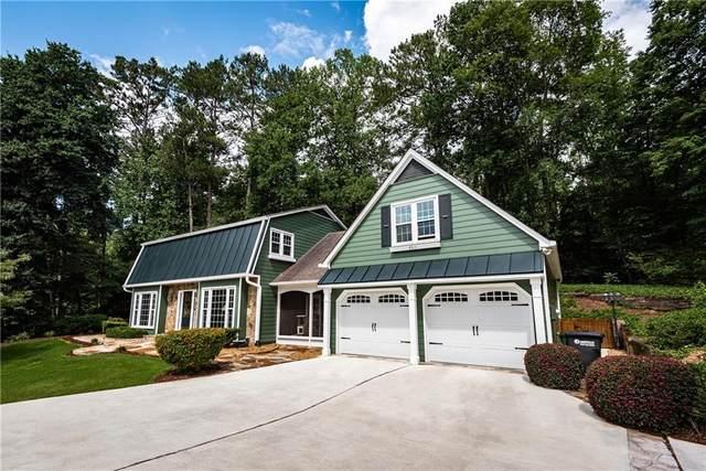 4911 Karls Gate Drive, Marietta, GA 30068 (MLS #6940732) :: Kennesaw Life Real Estate