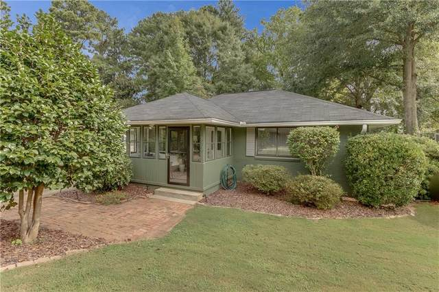 873 Wayland Court SE, Smyrna, GA 30080 (MLS #6940739) :: North Atlanta Home Team