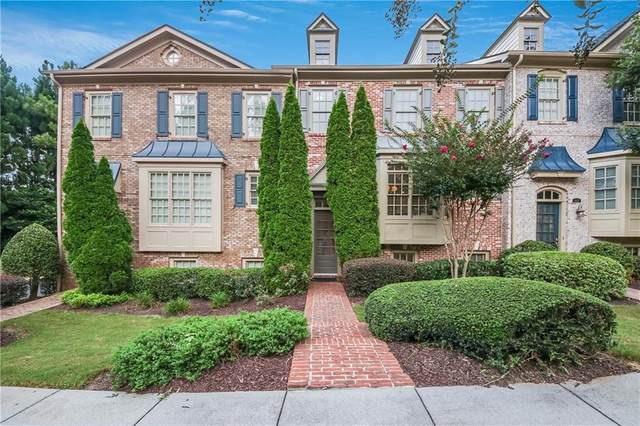 4425 Wilkerson Manor Drive SE, Smyrna, GA 30080 (MLS #6940744) :: North Atlanta Home Team