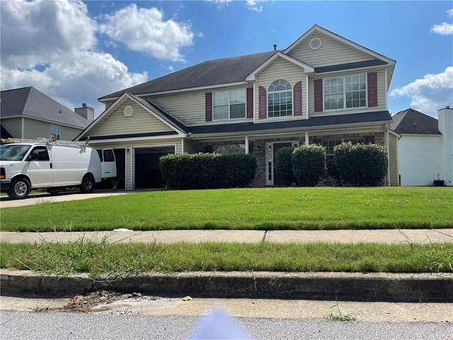 35 Spring Lake Terrace, Covington, GA 30016 (MLS #6940761) :: The Heyl Group at Keller Williams