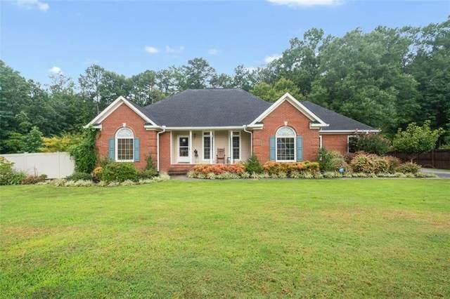 42 W Brook Drive SW, Rome, GA 30165 (MLS #6940774) :: Kennesaw Life Real Estate