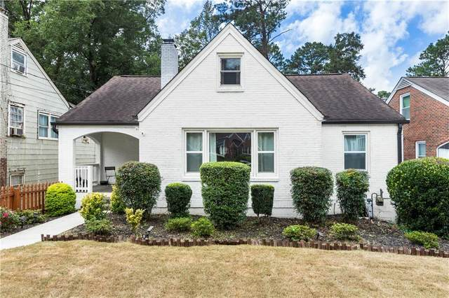 1684 Westhaven Drive SW, Atlanta, GA 30311 (MLS #6940817) :: The Hinsons - Mike Hinson & Harriet Hinson