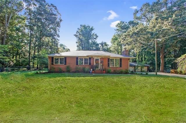 6480 Gordon Street, Lithia Springs, GA 30122 (MLS #6940820) :: North Atlanta Home Team