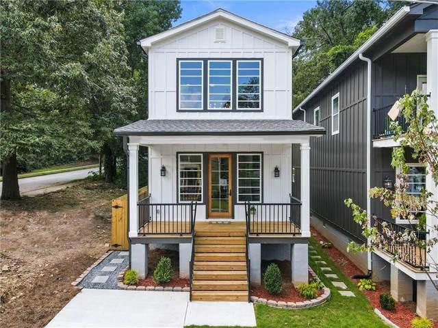975 Welch Street SW, Atlanta, GA 30310 (MLS #6940835) :: The Kroupa Team | Berkshire Hathaway HomeServices Georgia Properties