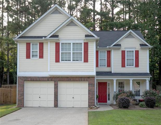 2830 Amhurst Way NW, Kennesaw, GA 30144 (MLS #6940838) :: The Realty Queen & Team
