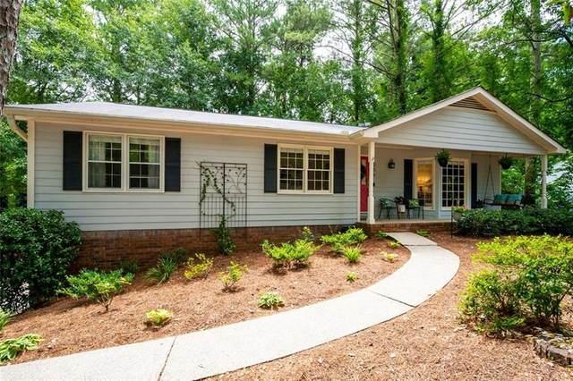 236 Conrad Court SW, Marietta, GA 30064 (MLS #6940866) :: North Atlanta Home Team
