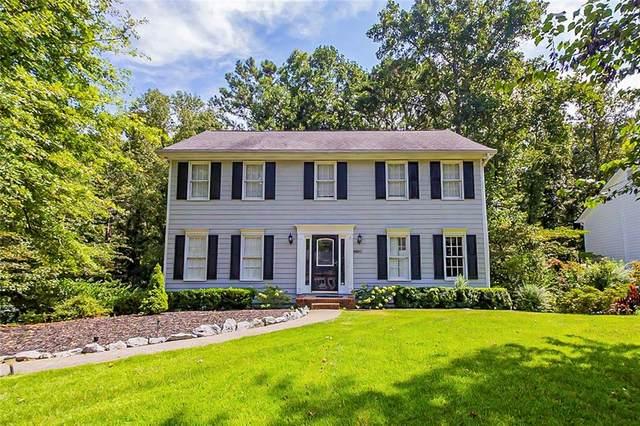 4800 Ridgewood Creek Drive NW, Acworth, GA 30102 (MLS #6940890) :: Virtual Properties Realty