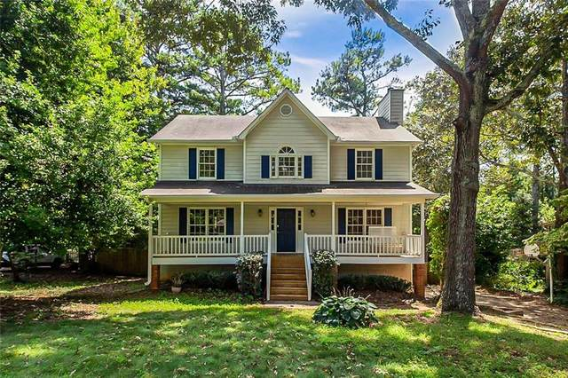 1911 Falcon Wood Drive NE, Marietta, GA 30066 (MLS #6940930) :: North Atlanta Home Team