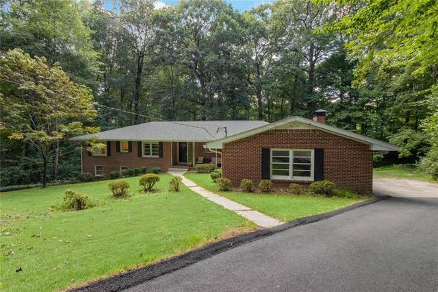 1990 Tall Tree Drive NE, Brookhaven, GA 30324 (MLS #6940950) :: Tonda Booker Real Estate Sales