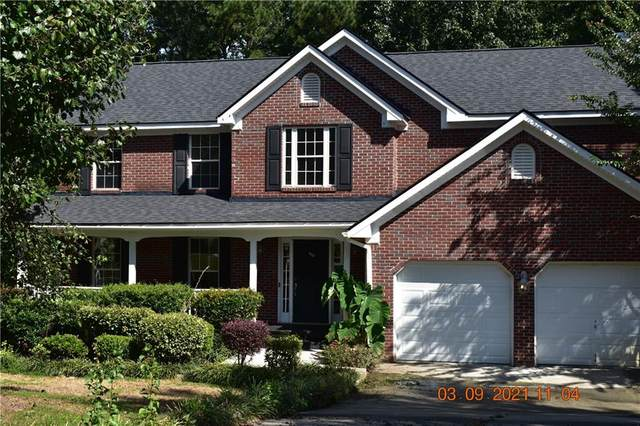 585 Madison Chase Drive, Lawrenceville, GA 30045 (MLS #6940963) :: North Atlanta Home Team