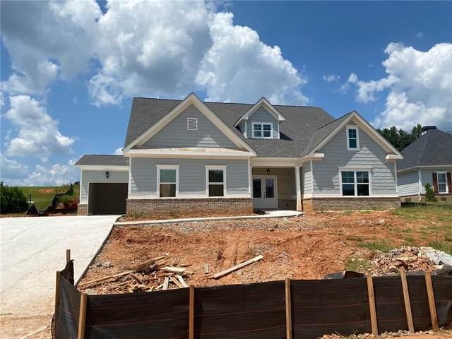 3909 Meadowland Drive, Jefferson, GA 30549 (MLS #6940972) :: Good Living Real Estate