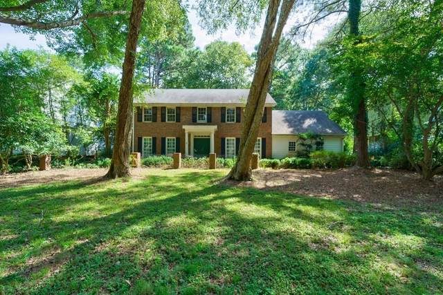 3220 Farmington Drive SE, Atlanta, GA 30339 (MLS #6940989) :: Scott Fine Homes at Keller Williams First Atlanta