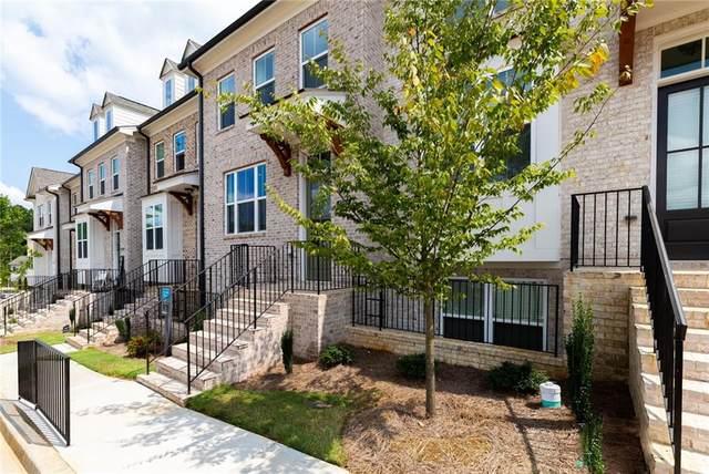 3217 Bartee Walk #194, Suwanee, GA 30024 (MLS #6940994) :: North Atlanta Home Team
