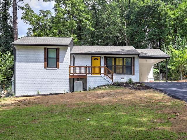 1969 Kenwood Road SE, Smyrna, GA 30082 (MLS #6941009) :: Atlanta Communities Real Estate Brokerage
