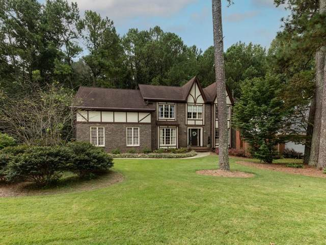 5052 Charlemagne Way, Lilburn, GA 30047 (MLS #6941144) :: North Atlanta Home Team