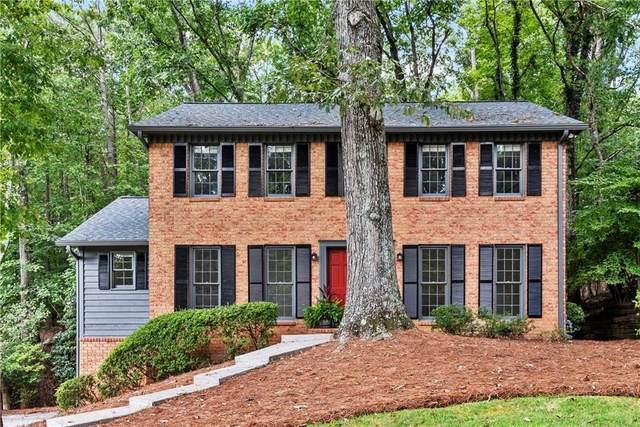 640 Trailmore Place, Roswell, GA 30076 (MLS #6941148) :: North Atlanta Home Team