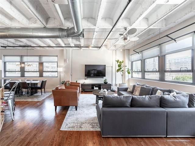 878 Peachtree Street NE #509, Atlanta, GA 30309 (MLS #6941153) :: Atlanta Communities Real Estate Brokerage