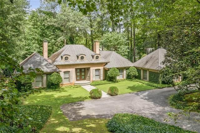 261 King Road NW, Atlanta, GA 30342 (MLS #6941155) :: Tonda Booker Real Estate Sales