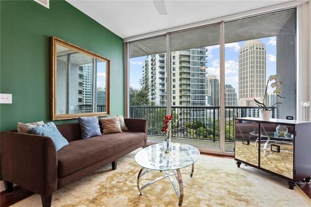 1080 Peachtree Street NE #1016, Atlanta, GA 30309 (MLS #6941200) :: Good Living Real Estate