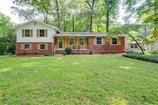 48 Pioneer Trail, Marietta, GA 30068 (MLS #6941216) :: North Atlanta Home Team