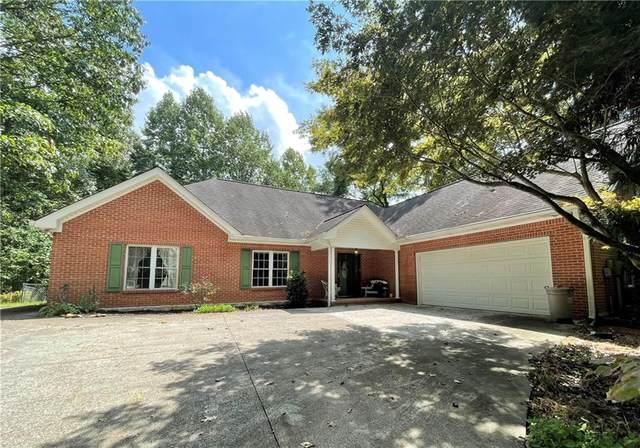 2191 Old Hwy 5, Blue Ridge, GA 30513 (MLS #6941222) :: North Atlanta Home Team
