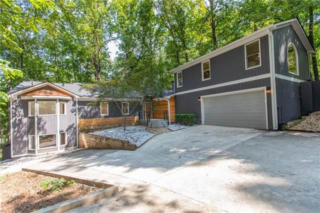494 Laina Bennett Road, Dawsonville, GA 30534 (MLS #6941231) :: The North Georgia Group