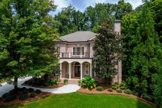 3875 Stratford Walk Circle, Atlanta, GA 30342 (MLS #6941258) :: The Heyl Group at Keller Williams
