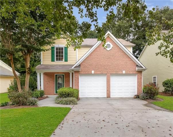 4282 Cabretta Drive SE, Smyrna, GA 30080 (MLS #6941285) :: North Atlanta Home Team