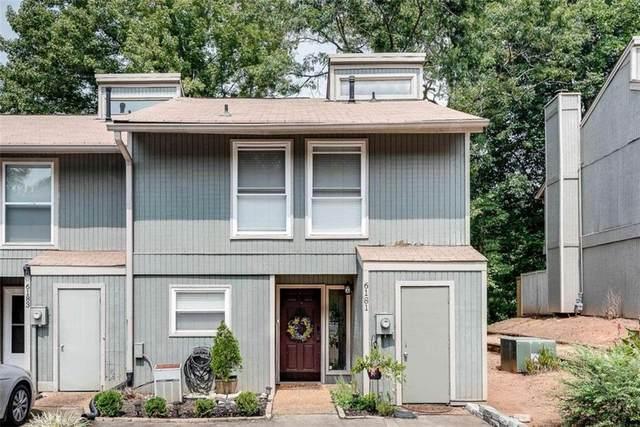 6181 Woodland Road, Peachtree Corners, GA 30092 (MLS #6941290) :: North Atlanta Home Team