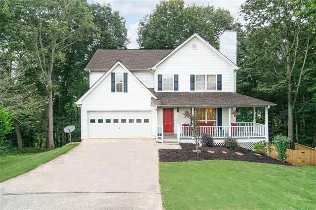 6435 Taylor Creek Court, Dawsonville, GA 30534 (MLS #6941298) :: North Atlanta Home Team