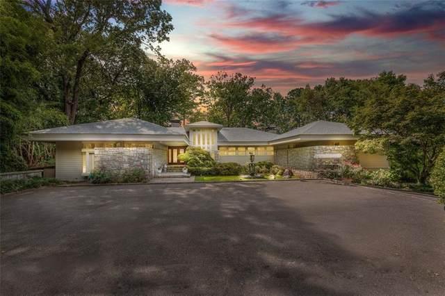 4451 Club Lake Circle SE, Marietta, GA 30067 (MLS #6941314) :: Dawn & Amy Real Estate Team