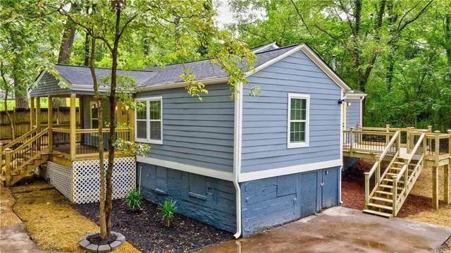 2869 Allen Lane SE, Atlanta, GA 30354 (MLS #6941321) :: Atlanta Communities Real Estate Brokerage