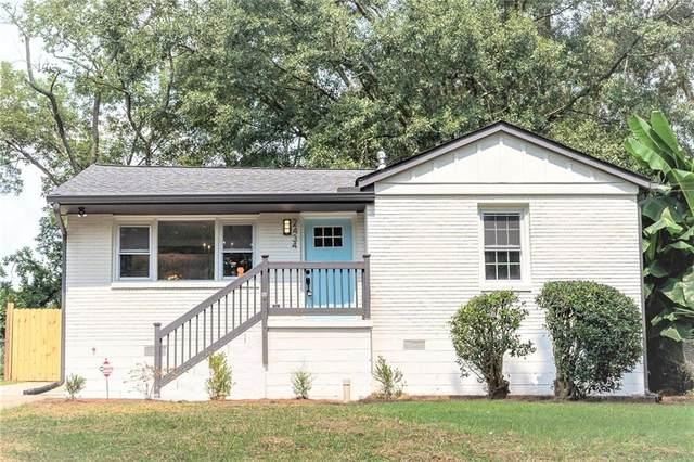 2434 Hillside Avenue, Decatur, GA 30032 (MLS #6941343) :: North Atlanta Home Team