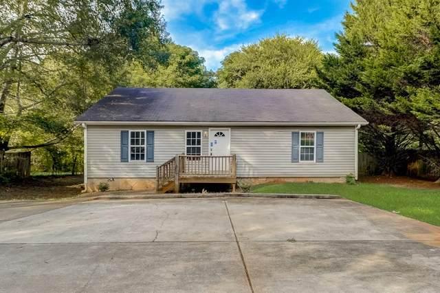 98 Sprayberry Road, Newnan, GA 30263 (MLS #6941345) :: North Atlanta Home Team