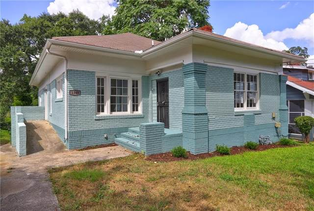 1349 Greenwich Street SW, Atlanta, GA 30310 (MLS #6941360) :: North Atlanta Home Team