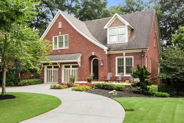3553 Rockhaven Circle, Atlanta, GA 30324 (MLS #6941368) :: Atlanta Communities Real Estate Brokerage