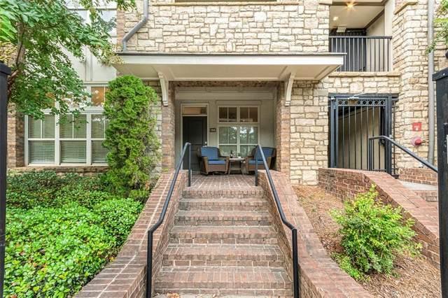 625 Piedmont Avenue NE #104, Atlanta, GA 30308 (MLS #6941369) :: Atlanta Communities Real Estate Brokerage