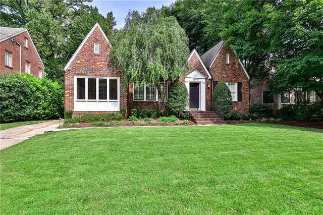 1754 Johnson Road NE, Atlanta, GA 30306 (MLS #6941388) :: North Atlanta Home Team