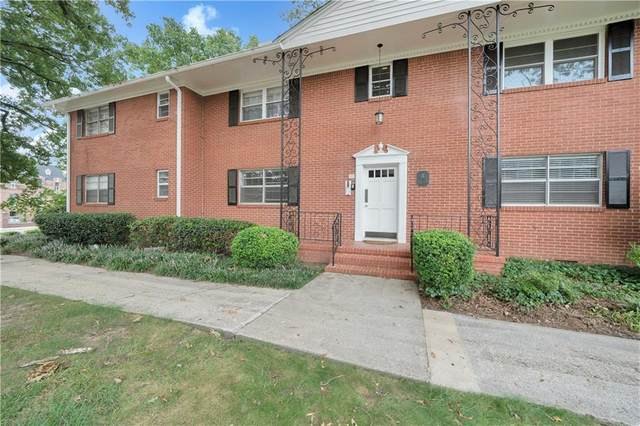 3660 Peachtree Road NE A3, Atlanta, GA 30319 (MLS #6941389) :: Good Living Real Estate