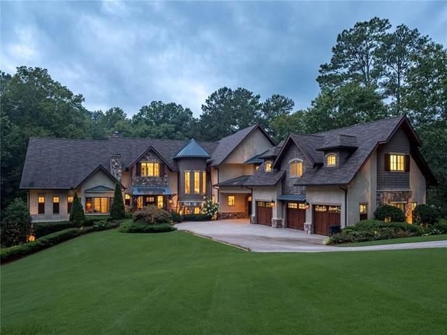720 N Island Drive, Sandy Springs, GA 30327 (MLS #6941407) :: North Atlanta Home Team