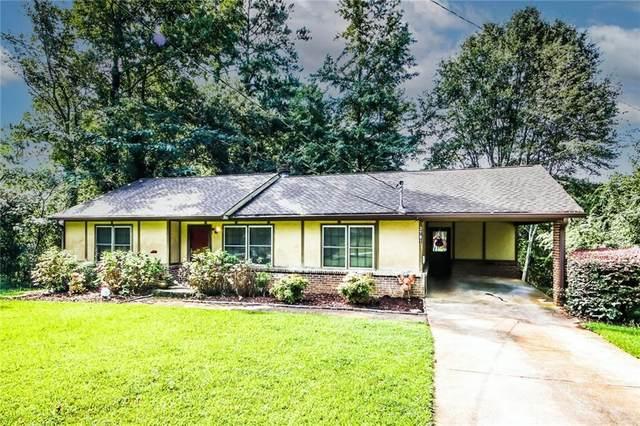 3781 East Ave, Clarkston, GA 30021 (MLS #6941415) :: North Atlanta Home Team