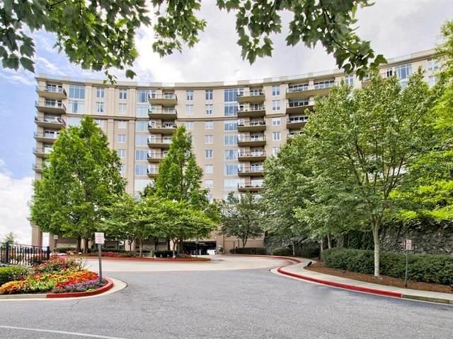 2950 Mount Wilkinson Parkway SE #814, Atlanta, GA 30339 (MLS #6941416) :: Dawn & Amy Real Estate Team