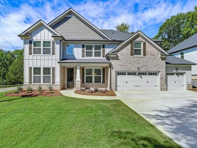 48 Cherry Street, Lawrenceville, GA 30046 (MLS #6941431) :: North Atlanta Home Team